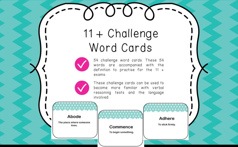 Free 11 + ChallengeCards
