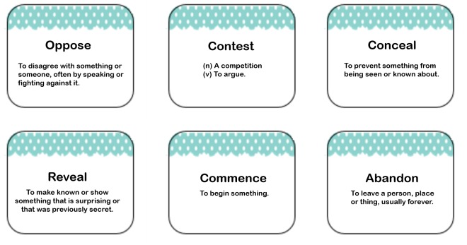 cards example