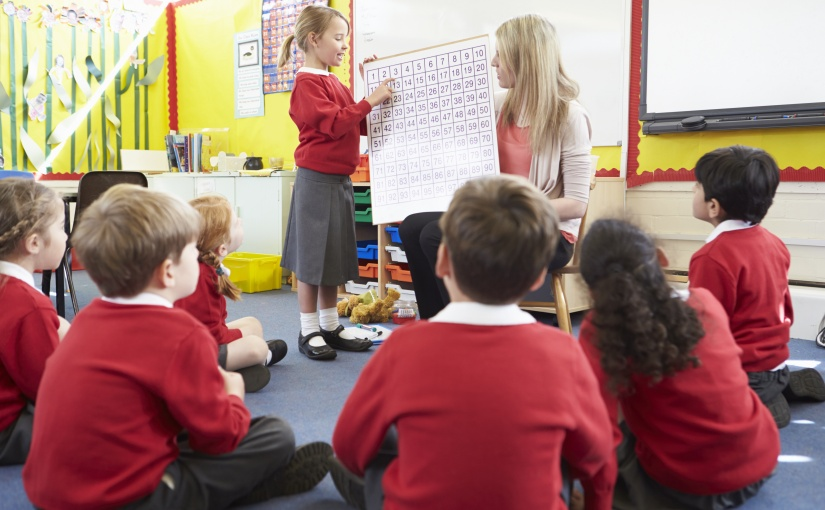 6 ways to get maths lessons off to a great start