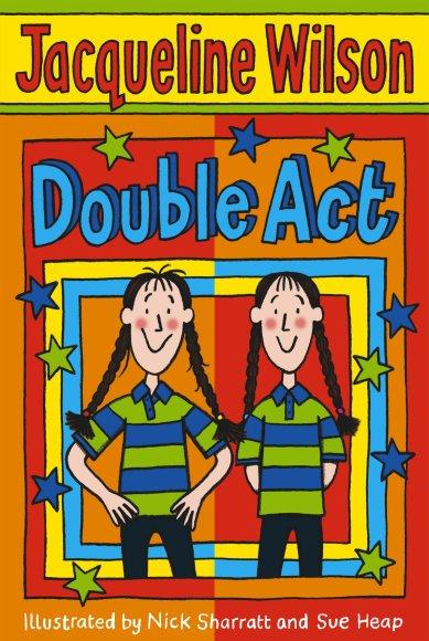double act jacqueline wilson